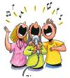 Oproep zangers en zangeressen